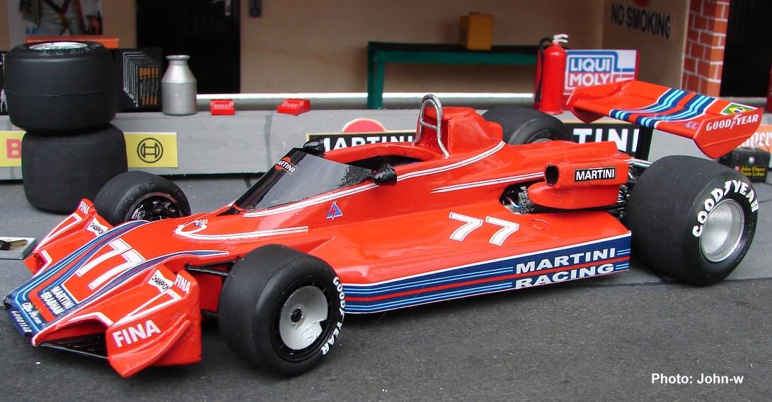 Festival Of Speed >> Brabham BT45/1