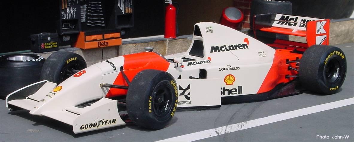 McLaren MP4 8 Ford