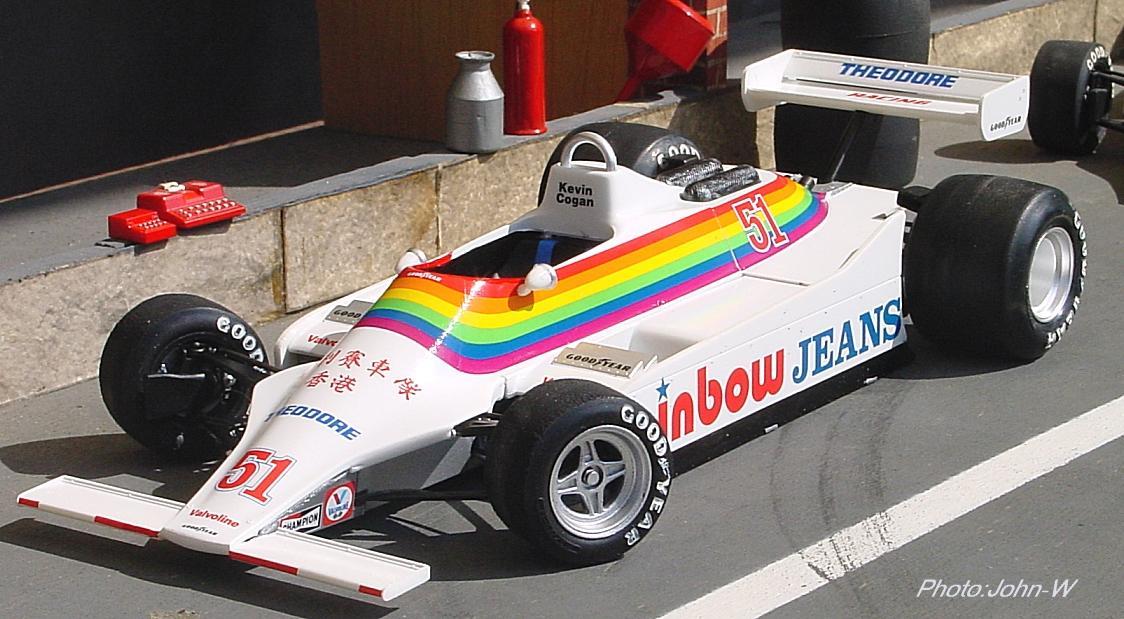 Williams Fw07 Cogan