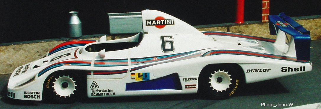 Porsche 936 78 Wollek Barth Ickx Lemans 1978
