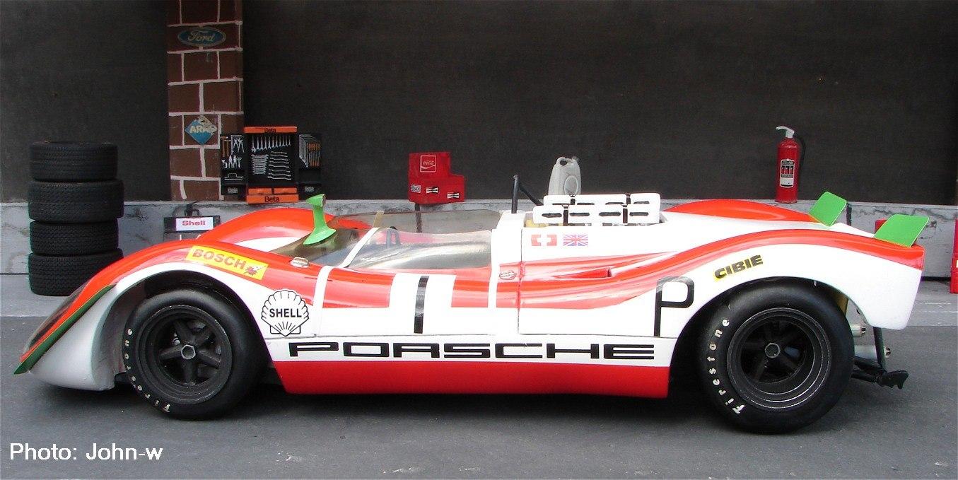 Porsche 908 Siffert Redman N 252 Rburgring 1969
